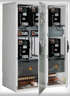 Шкафы стабилизаторов постоянного тока ЩПТ-С